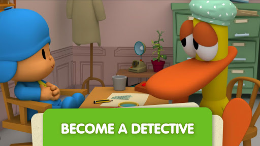 Pocoyo and the Mystery of the Hidden Objects  screenshots 10