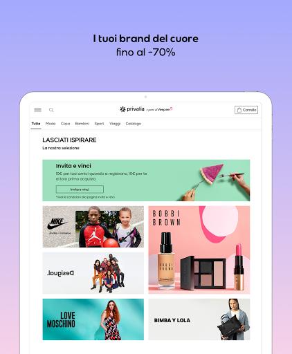 Privalia - Outlet con i migliori marchi di moda android2mod screenshots 6