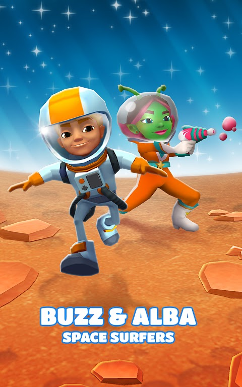Subway Surfers poster 20