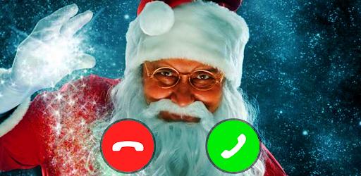 Santa Claus Tracker & fake call prank .APK Preview 0