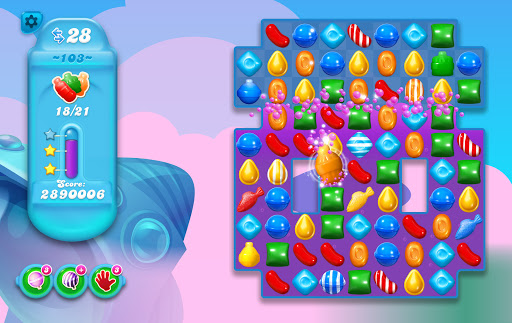 Candy Crush Soda Saga  screenshots 14