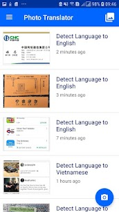 Photo Translator MOD (Premium) 2