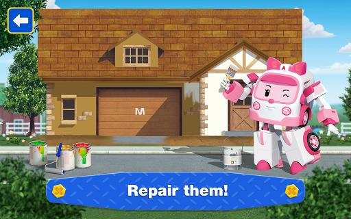 Robocar Poli: Builder! Games for Boys and Girls!  screenshots 21