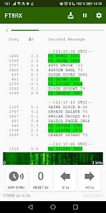 FT8RX – FT8 Decoder Apk 3