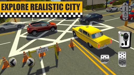 Bus & Taxi Driving Simulator  screenshots 7