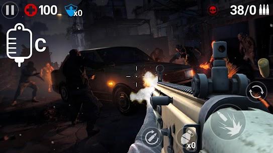 Gun Trigger Zombie Mod Apk (God Mode/One Hit) 1