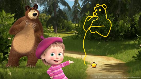 Free games: Masha and the Bear 1.4.7 Screenshots 4