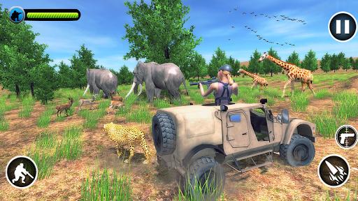 Animal Safari Hunter 1.0 screenshots 2
