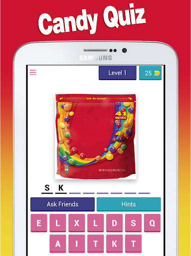 Candy Quiz - Guess Sweets, chocolates and candies 8.8.3z screenshots 5