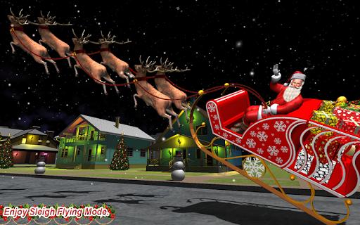 Christmas Flying Santa Gift Delivery apkdebit screenshots 6
