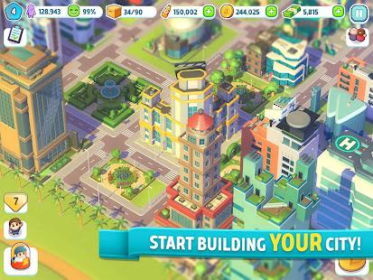 City Mania: Town Building Game screenshots 13