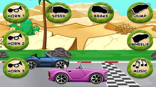 Car Game for Toddlers Kids  Screenshots 2