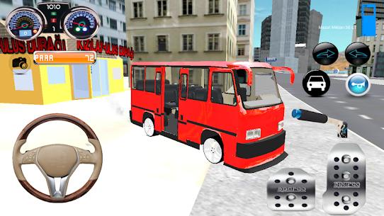 Minibüs Şoförü 5