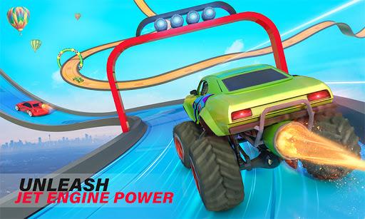 Jet Car Stunts Racing Car Game 3.6 screenshots 4