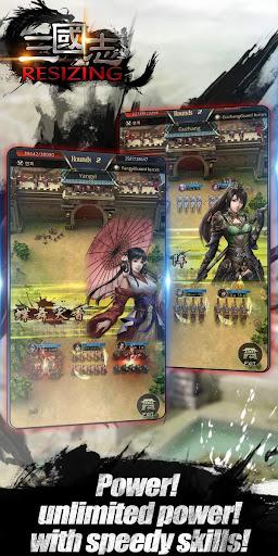 Télécharger Gratuit Three Kingdoms RESIZING apk mod screenshots 5