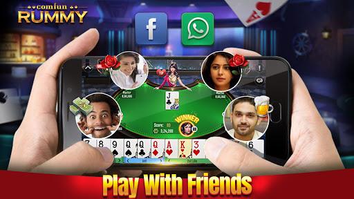 Indian Rummy Comfun-13 Cards Rummy Game Online  Screenshots 4