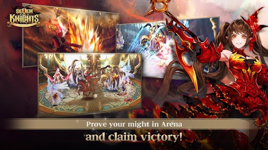 Seven Knights For Android (MOD, Unlimited Money) 3