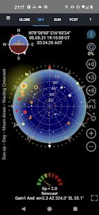 Aurora Forecast 3D 7.6 Screenshots 2