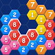 Merge Hexa Block Puzzle: Free Number Game APK