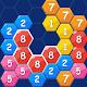Merge Hexa Block Puzzle: Free Number Game APK