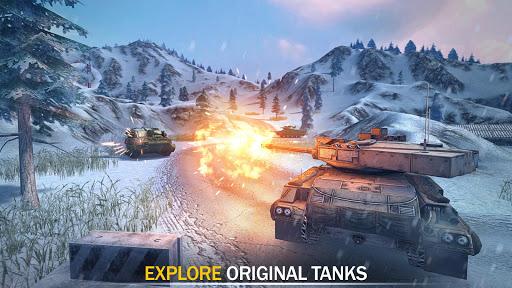 Tank Force: Free Games About Tanki Online PvP Apkfinish screenshots 12