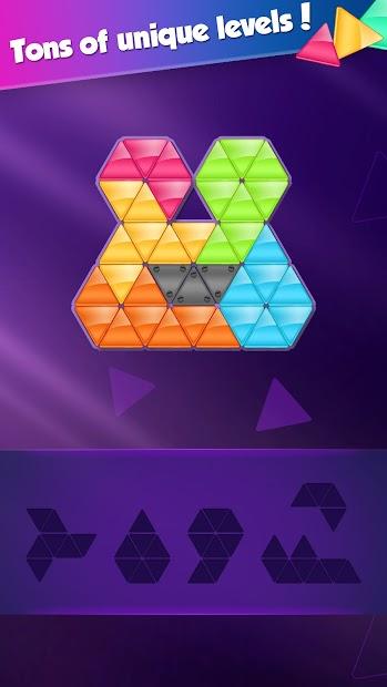 Block! Triangle puzzle: Tangram screenshot 19