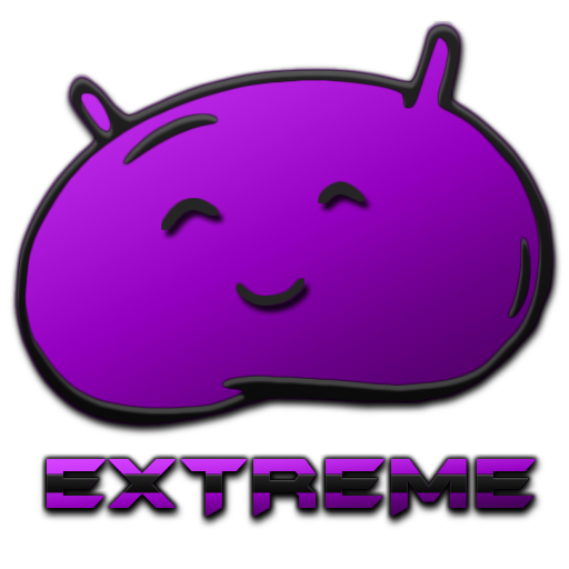 JB Extreme Launch Theme Purple For PC Windows (7, 8, 10 and 10x) & Mac Computer
