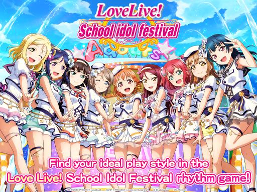 Love Live! School idol festival- Music Rhythm Game 7.1.0 screenshots 15