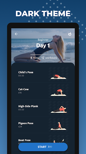 Perfect Posture - Posture correction in 30 days 1.9.8 Screenshots 2