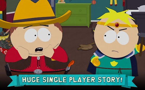 South Park: Phone Destroyer™ MOD APK 5.3.0 (Unlimited Mana, High DMG/DEF) 9