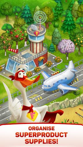 Superfarmers: happy farm & heroes city building ud83cudf3b android2mod screenshots 4
