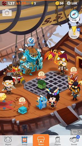 Battle Camp - Monster Catching 5.13.0 screenshots 7