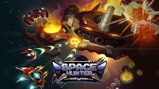 Space Hunter: Galaxy Attack Arcade Shooting Game