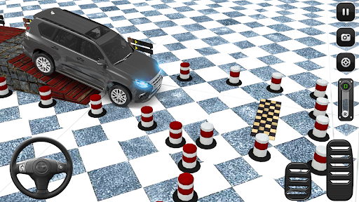 Prado Car Games Modern Car Parking Car Games 2020  screenshots 2