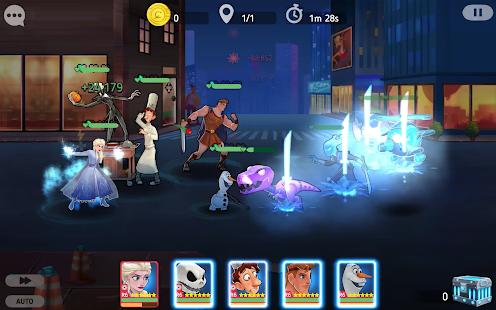 Disney Heroes: Battle Mode 3.4 Screenshots 6