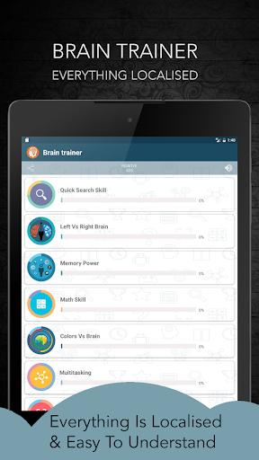 Brain Training 8.5.9 screenshots 9