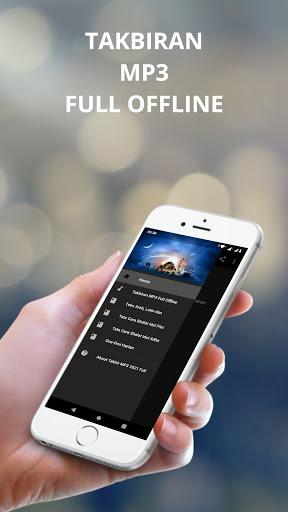 Takbir Idul Fitri Mp3 Full Offline 2021 1.0.1.6 screenshots 1