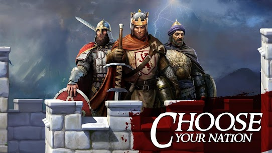 March of Empires: War of Lords – MMO Strategy Game 5.5.0e Apk 4