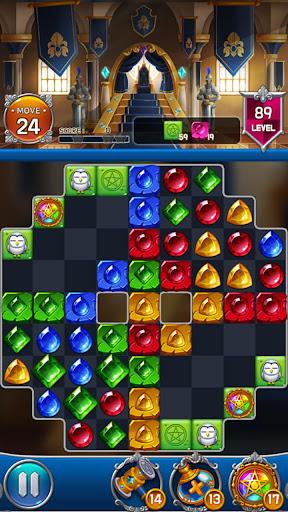 Jewel Royal Castle: Match3 puzzle 1.7.1 screenshots 1