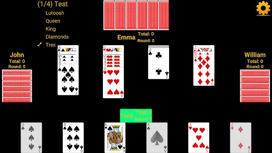 Trix – Online intelligent card game 8