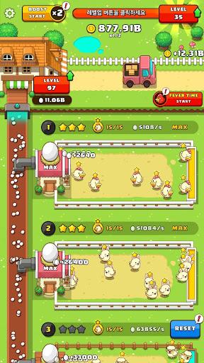 My Egg Tycoon - Idle Game apkslow screenshots 2