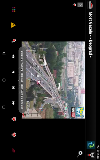 Webcams Belgrade and Serbia 8.6.3 screenshots 9