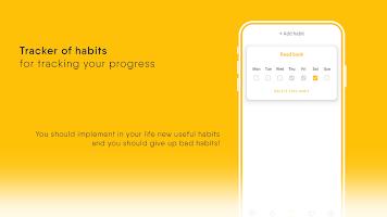UP — Goals, Habits, Self-Development, Schedule