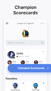 OP.GG for League/ PUBG/ For Pc- Download And Install  (Windows 7, 8, 10 And Mac) 2