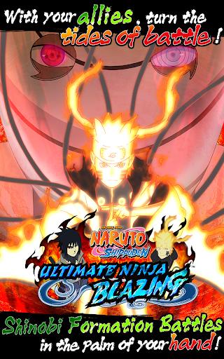 Ultimate Ninja Blazing 2.27.1 screenshots 1