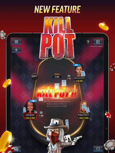 PokerBROS: Play Texas Holdem Online with Friends  Screenshots 16