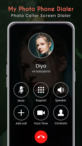 My Photo Phone Dialer- Photo Caller Screen Dialer hack tool