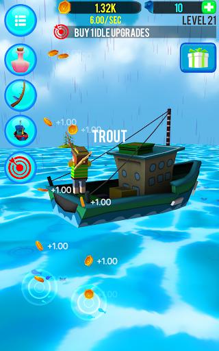 Fishing Clicker Game  screenshots 12