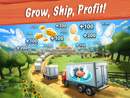 Big Farm: Mobile Harvest u2013 Free Farming Game 7.2.19445 Screenshots 8