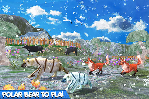 Bear Family Fantasy Jungle Game 2020 2.0 screenshots 9